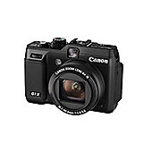 Canon Powershot G1X Camera Black 14MP 4xZoom 3.0LCD FHD 28mm Wide