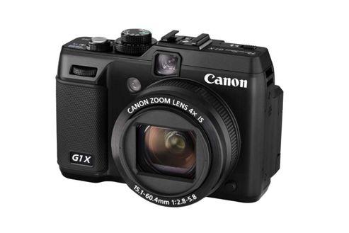 Canon PowerShot G1 X Digital Camera - Black