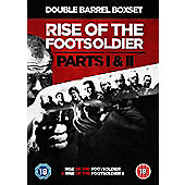 Rise Of The Footsoldier I & II DVD