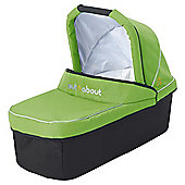 Out n About Nipper Carrycot, Mojito Green