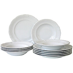 Creatable Frederike 12 Piece Dinner Set