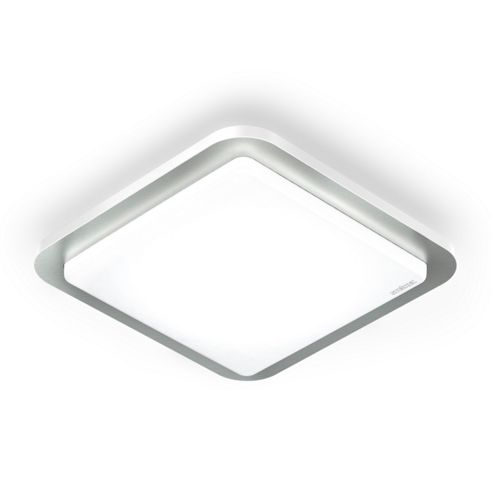 Steinel RS LED D2 Stainless steel Wall and ceiling mounted sensor light