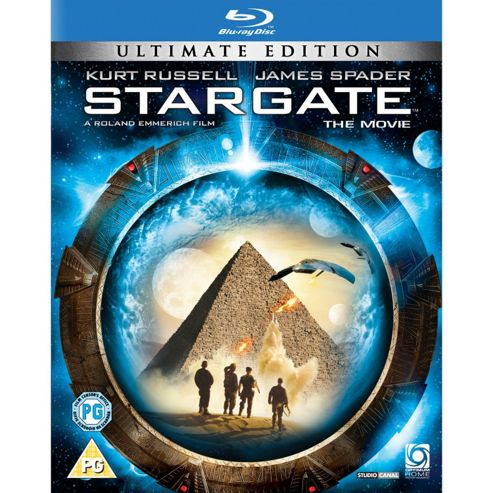 Stargate: Ultimate Edition Blu-Ray