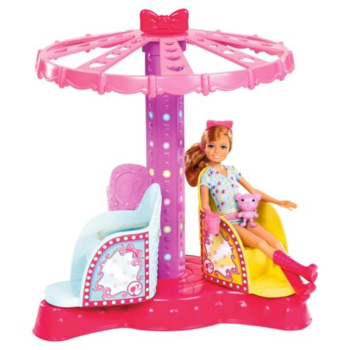 Barbie Sister Twirl & Wirl & Spin Ride