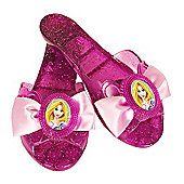 Disney Princess Sparkle Rapunzel Jelly Shoes