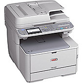 OKI MC342DN (A4) Colour Multifunction Printer (Print/Scan/Copy/Fax) 256MB 1200x600dpi