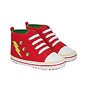 Mothercare Baseball Boots - Red
