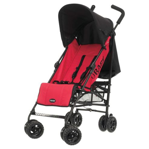 Obaby Atlas Stroller, Red