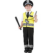 Police Boy - Child Costume 4-6 years