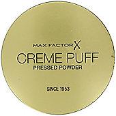 Max Factor Creme Puff Compact Powder 21g - 75 Golden