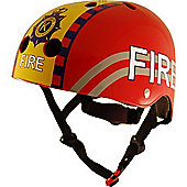 Kiddimoto Helmet Small (Fire)
