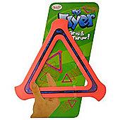 Toyrific Toys Tri Flyer Ring