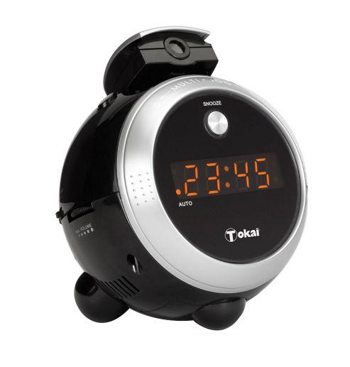 buy tokai lre 152 alarm clock radio projector from our clock radio range tesco. Black Bedroom Furniture Sets. Home Design Ideas