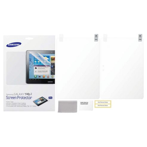 Samsung Screen Protector for 10.1 inch Galaxy Note - Clear