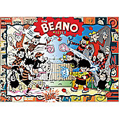 Beano - Past and Present - 1000pc Puzzle