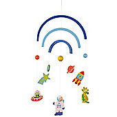 Bigjigs Toys BJ966 Mobile (Space)