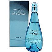 Davidoff Cool Water Eau de Toilette (EDT) 200ml Spray For Women