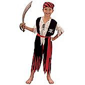 99999 Pirate boy - Child Costume 5-7 years