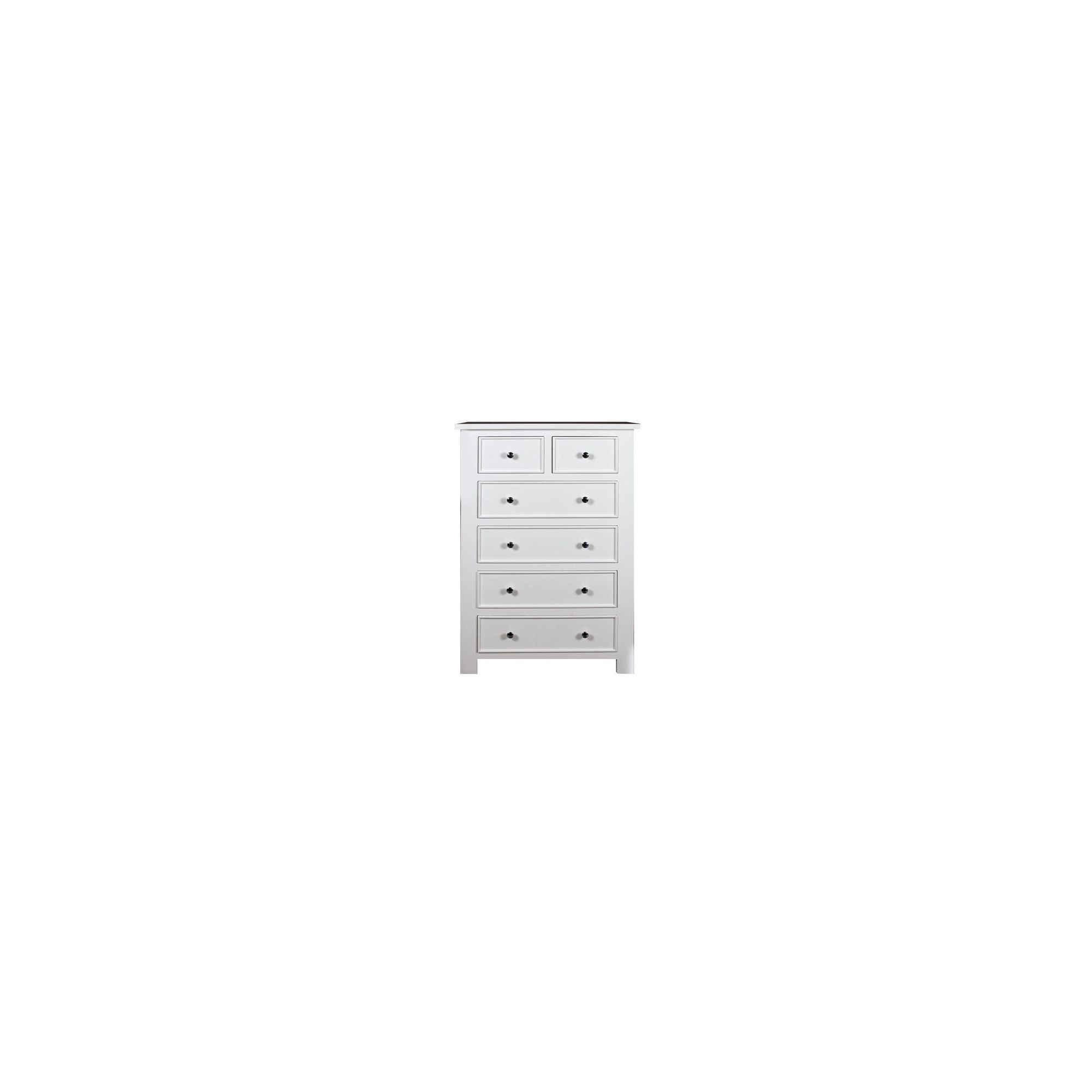 Alterton Furniture Breton 2 over 4 Drawer Chest at Tesco Direct