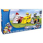 Paw Patrol Racers 3 Pack Mrshl/Rubl/Rocky