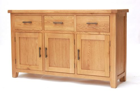Furniture Link Hampshire Large Sideboard