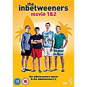 The Inbetweeners Movie 1 & 2 Box Set (DVD)