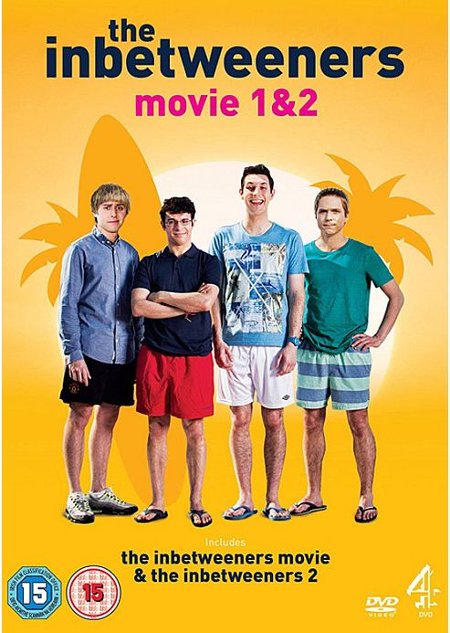 Buy the inbetweeners movie 1 amp 2 box set dvd from our comedy dvds
