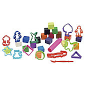 Plasticine Colour Collection