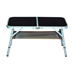 Quest Leisure Products Elite Cleeve Table with Onyx Top