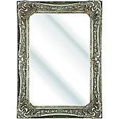 D & J Simons Berkshire Mirror - Silver - 170.5cm H x 109cm W