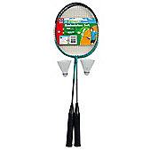 Mookie 2 Player Badminton Set