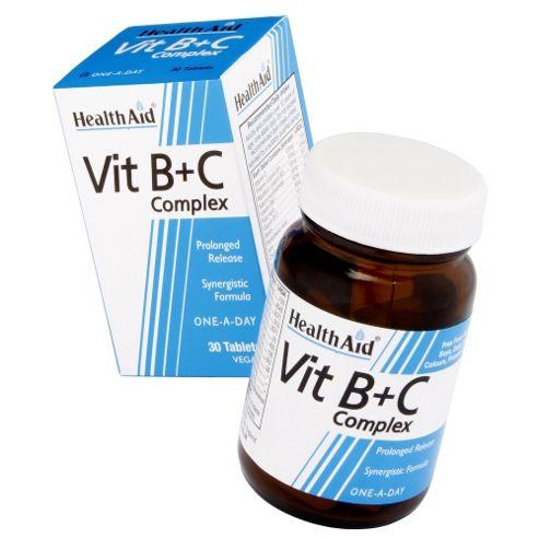Vit B+C Complex - Prolonged Release