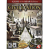 Sid Meiers Civilization IV Game Of The Year Edition - PC