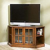 Southern Enterprises Ventura Corner TV Cabinet