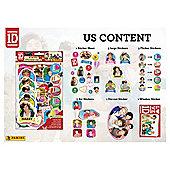 1D Bumper Sticker Pack
