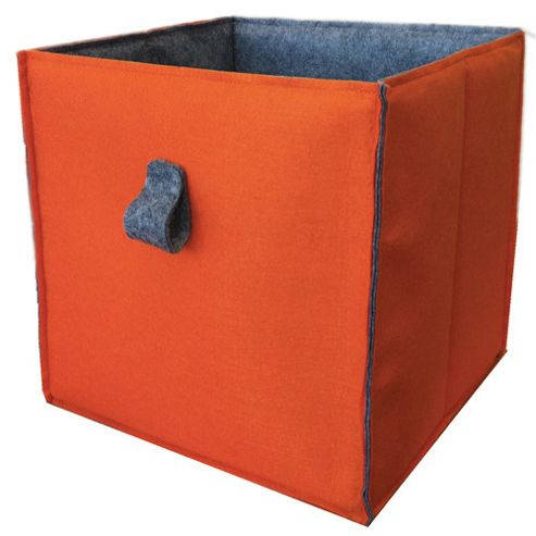 buy home etc storage box from our boxes range tesco. Black Bedroom Furniture Sets. Home Design Ideas