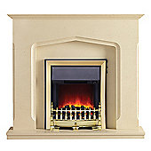 Bramwell Eco 2kW Electric Fireplace