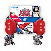 Kong Puppy Goodie Bone + Rope (XS)