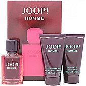 Joop! Joop Homme Gift Set 30ml EDT + 50ml Shower Gel + 50ml After Shave Balm For Men