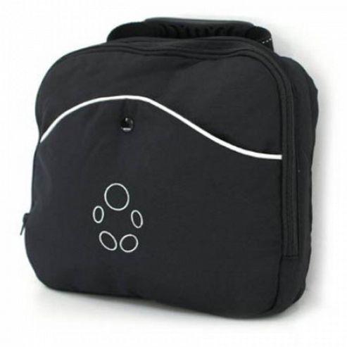 Petite Star Zia Changing Bag (Black)