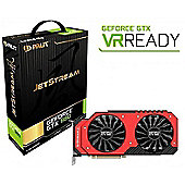 Palit Nvidia GTX 980 Jetstream PCI-Express Graphics Card 4 GB DDR5 PCI-Express x16 2.0 3x DP / 1x DVI / 1x HDMI NE5X980014G2-2042J