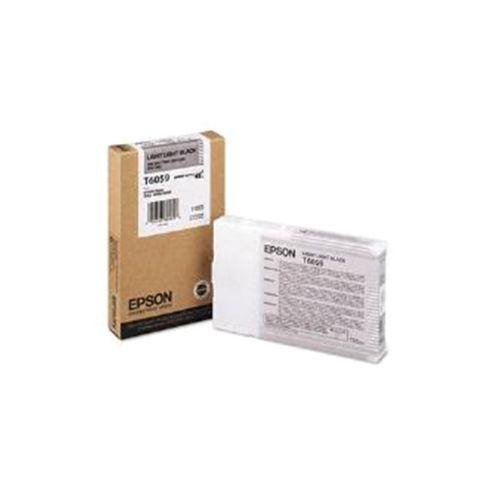 Epson T6059 Light Black Ink Cartridge (110ml) for Stylus Pro 4800