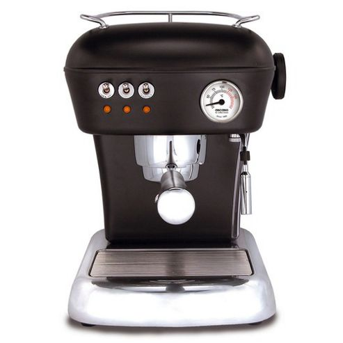 Ascaso Dream Versatile Espresso Coffee Machine in Dark Black