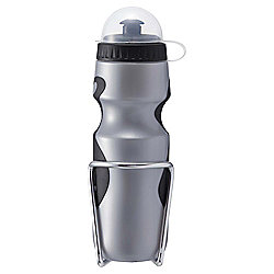 Activequipment Bike Water Bottle with Cage