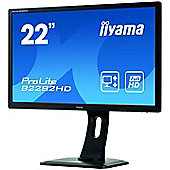 iiyama 22 ProLite B2282HD-B1 Widescreen LCD Monitor