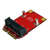 StarTech.com Half Size to Full Size Mini PCI Express Adapter