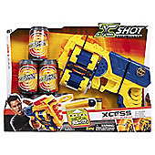 X-Shot Excel Xcess Dart and Disc Blaster Gun