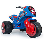 Spiderman Electric Trike Motorbike - 6 Volt Motor - Injusa
