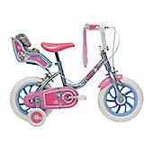 "Me to You Tatty Teddy 12"" Wheel Girls Bicycle Light Blue"