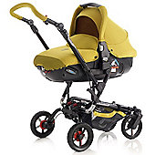 Jane Epic Matrix Light 2 Travel System (Lime)